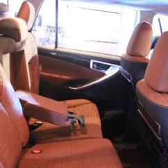Meja Lipat All New Kijang Innova Konsumsi Bbm Bensin Bangku Tengah Toyota Autonetmagz Review Berita First Impression