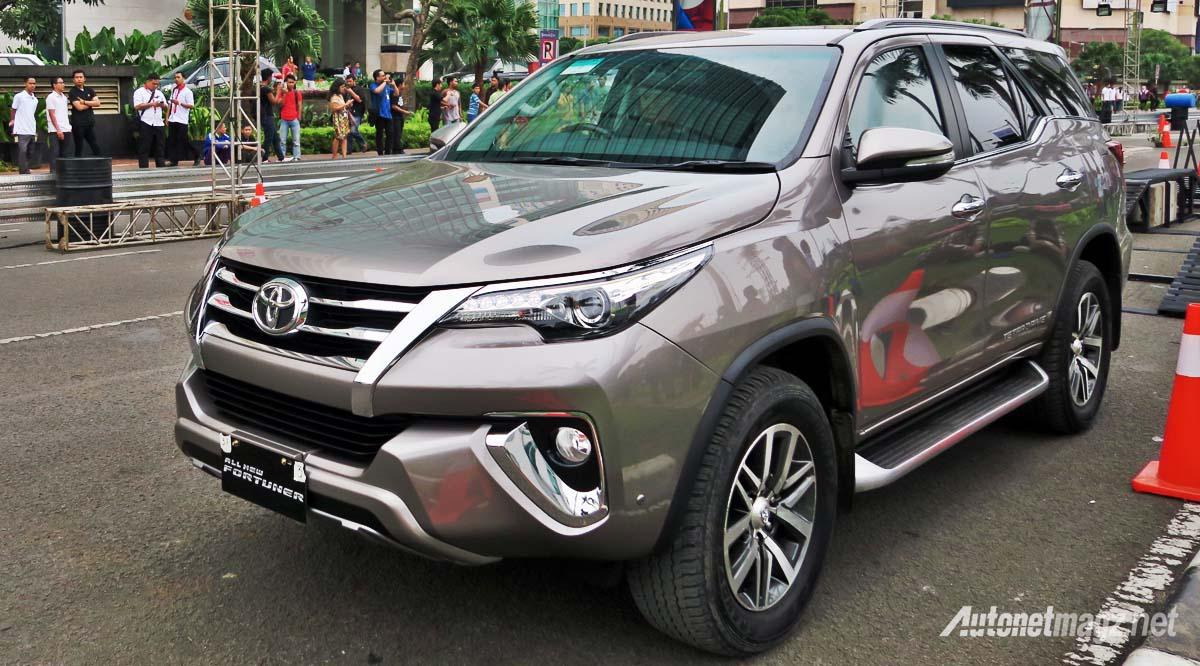 Gambar Modifikasi Toyota Fortuner Trd Sportivo Terlengkap