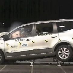 Uji Tabrak Grand New Avanza Spesifikasi Innova Venturer Nissan Livina Dapat Skor 4 Bintang Dari Asean Ncap