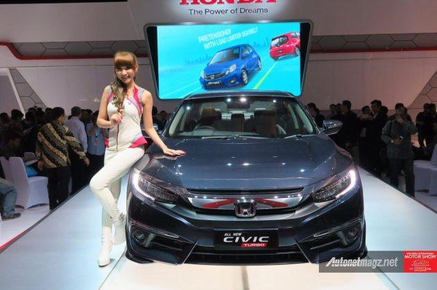 Harga Honda Civic Turbo 2016 Indonesia