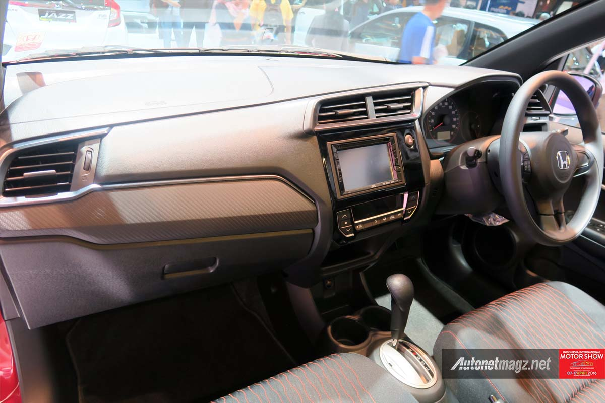 honda brio rs interior  AutonetMagz  Review Mobil dan