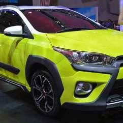 Toyota Yaris Trd Sportivo 2014 All New Kijang Innova Facelift Haykers Crossover & ...