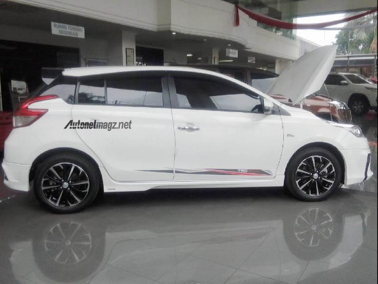 toyota yaris trd 2017 indonesia lampu reflektor grand new avanza toyorta sportivo side autonetmagz review mobil dan baru