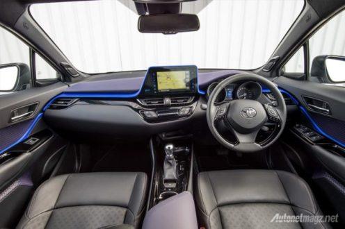 Kelebihan dan Kekurangan Toyota C-HR