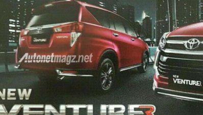 all new innova venturer diesel toyota yaris trd 2013 matic tampilan kijang terkuak bagaimana autonetmagz