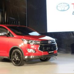Konsumsi Bensin All New Kijang Innova Toyota Yaris Trd 2014 Dijual Venturer Meluncur Lebih Mahal Dari Fortuner Autonetmagz