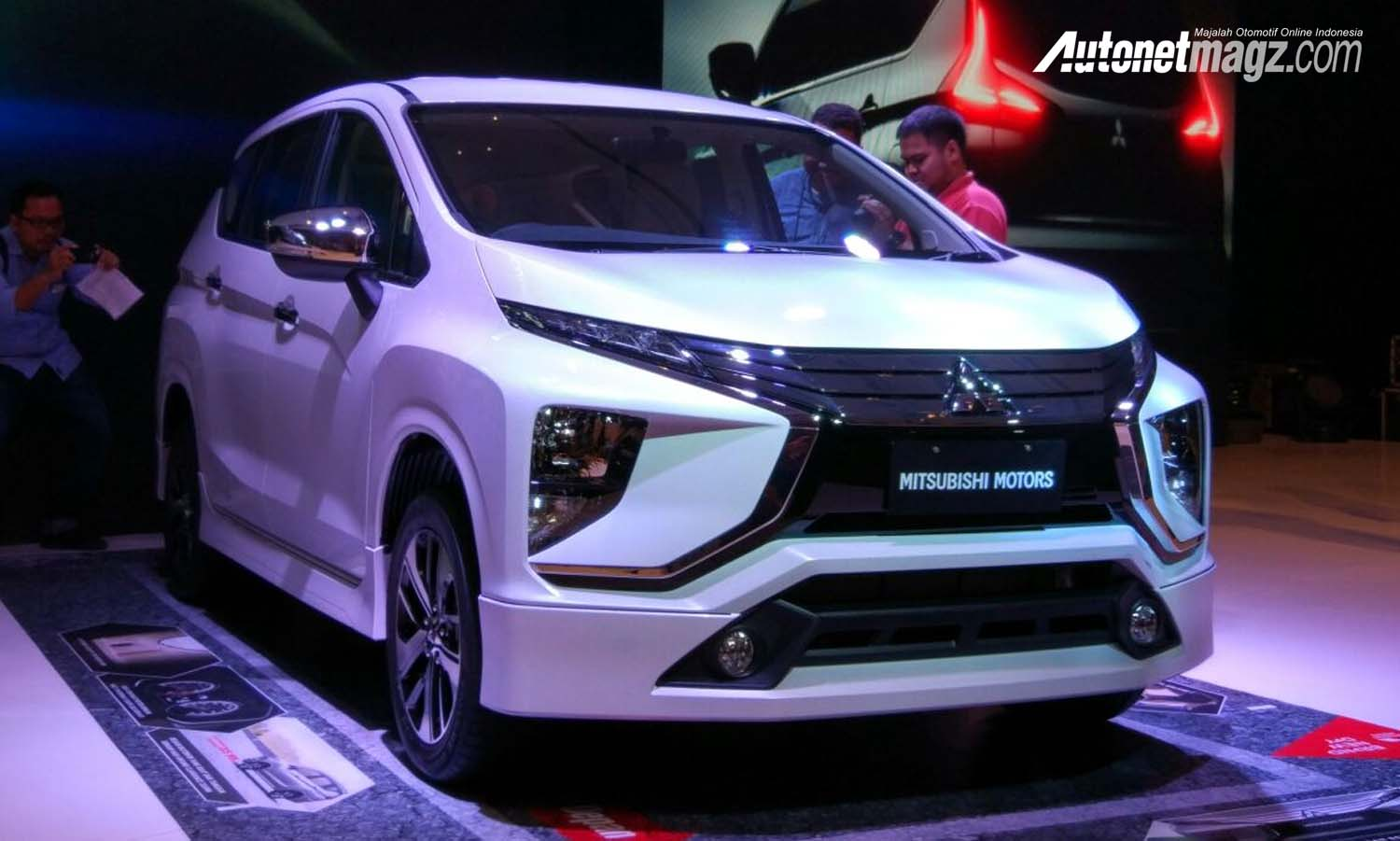 mitsubishi xpander vs grand new veloz perbedaan avanza 2018 car release date and review
