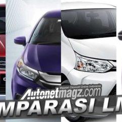 Grand New Veloz Vs Mobilio Rs Cvt All Alphard 2.5 X Komparasi Wuling Confero S Honda Toyota Dan Suzuki Ertiga Dreza