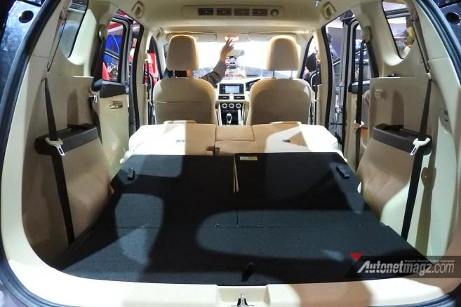 Bagasi Mitsubishi Xpander