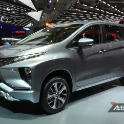 Xpander Vs Grand New Avanza Brand Toyota Camry Muscle First Impression Review Mitsubishi 2017 Indonesia