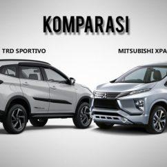 Mitsubishi Xpander Vs Grand New Veloz Harga Otr All Kijang Innova Komparasi Toyota Rush Autonetmagz