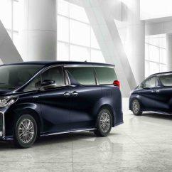 All New Toyota Vellfire 2018 Innova Venturer Alphard Facelift  Autonetmagz Review Mobil
