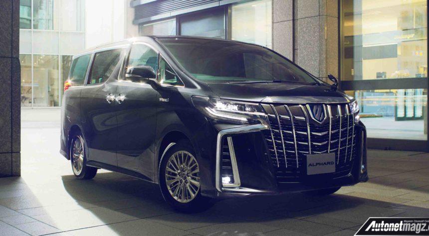 all new alphard facelift brand camry 2016 price toyota 2018 sudah bisa dipesan inden sampai mei