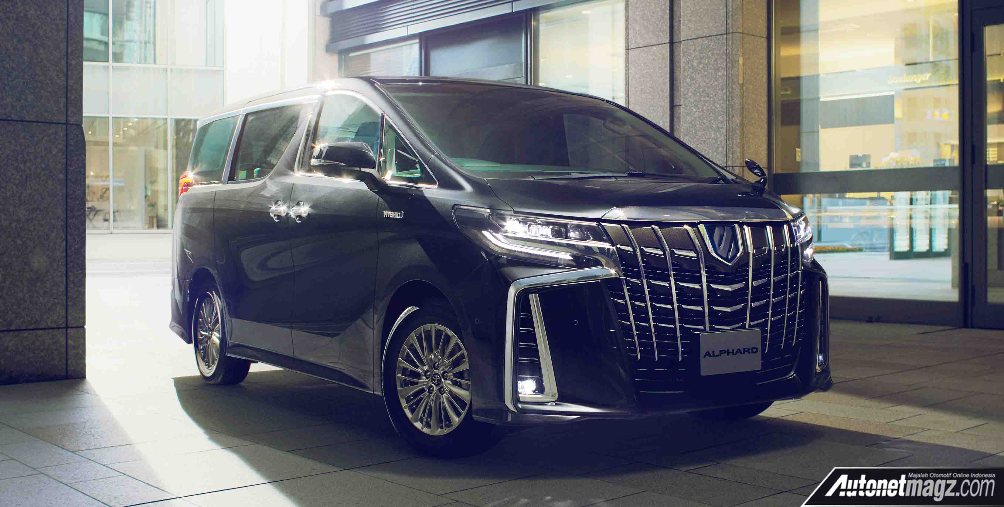 all new alphard bandung grill jaring grand avanza toyota facelift 2018 sudah bisa dipesan inden