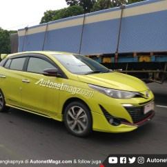 Toyota Yaris Trd Sportivo 2018 Indonesia Grand New Avanza G Hitam  Autonetmagz Review