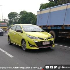 Kelemahan New Yaris Trd Sportivo Interior Grand Avanza E Toyota 2018 Punya Bodykit Baru Ini
