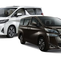 All New Alphard 2018 Harga Brand Toyota Camry For Sale Vellfire Facelift Naik 20 Hingga 50 Jutaan