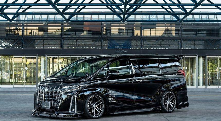 all new toyota alphard 2018 indonesia yaris trd white autonetmagz review mobil dan motor baru rowen buat yang ingin tampil beda