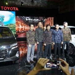 Launching Toyota Grand New Avanza Grill Jaring Veloz 2019 Autonetmagz Review Mobil Berita Harga