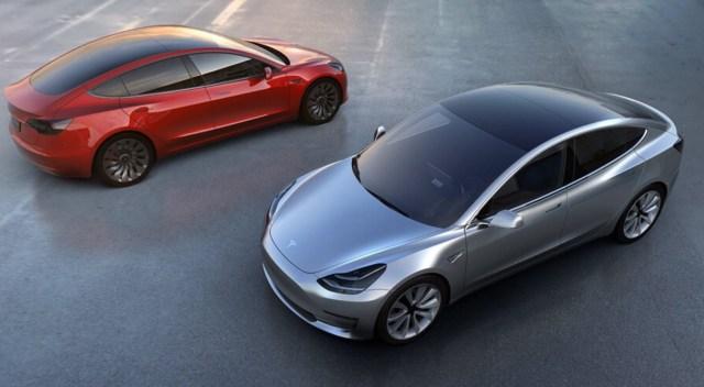 Tesla Model 3 не получит батарею на 100 киловатт-часов