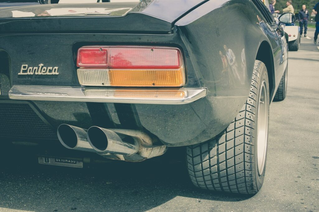 how to find and fix a car exhaust leak