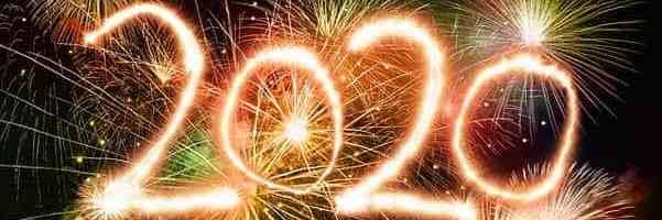 Bonne et merveilleuse année 2020 !