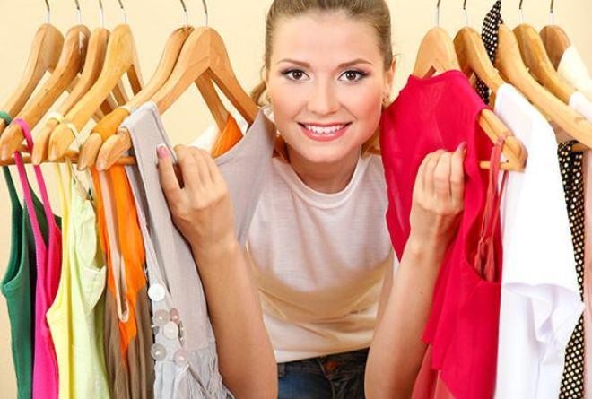 roupas em consignação