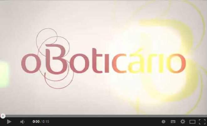 A marca O Boticario