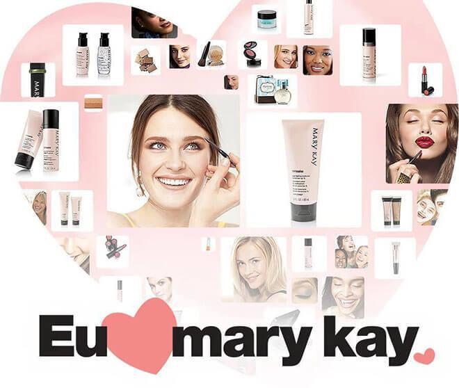 Cadastro Revendedora Mary kay