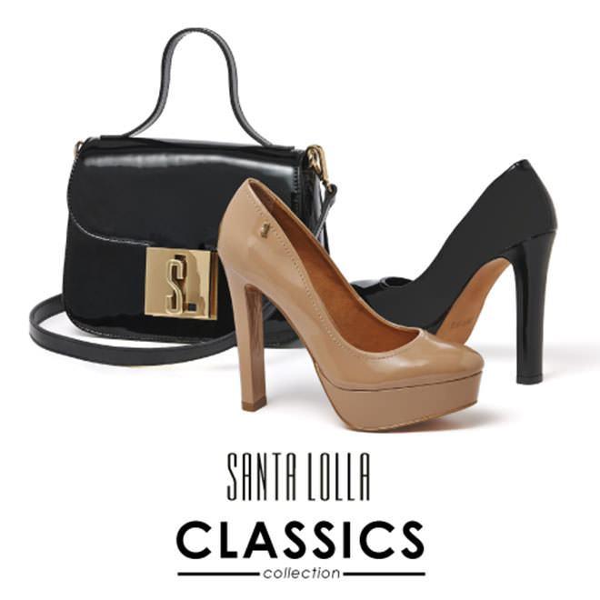 calçados e bolsas Santa Lolla 24c393f178748