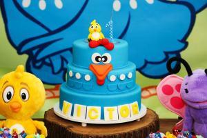 Dicas de como fazer bolos decorados com tema infantil