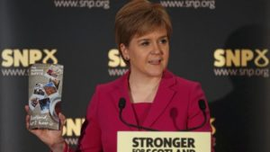 Sturgeon's National Survey