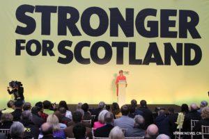 Stronger for scotland