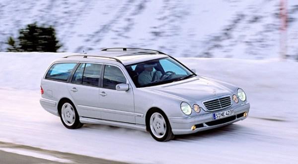 1999-E55-wagon