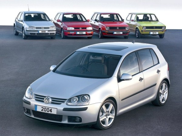 VW Golf 5 2003. – 2009.