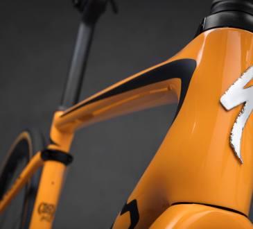 McLaren Roubaix Specialized S-Works