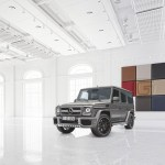 Mercedes-AMG G-Class Exclusive Edition Monza Grey Magno Matte