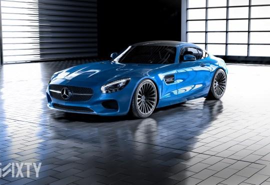 Mercedes-AMG GT 6Sixty Design