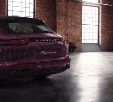 Porsche Exclusive Panamera Turbo S E-Hybrid Sport Turismo