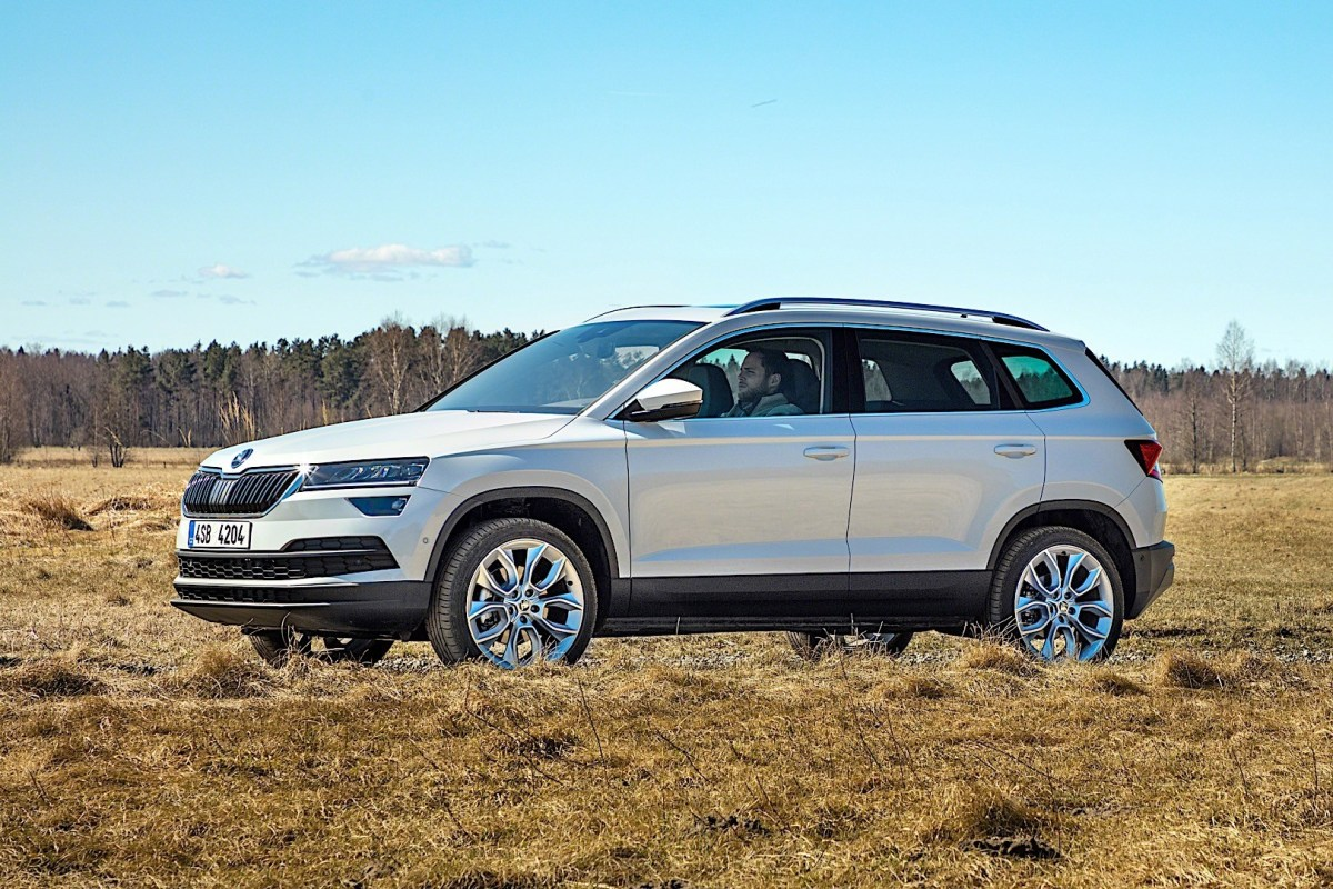 Škoda Karoq 2.0 TDI test (VIDEO)