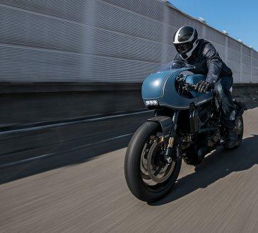 Rough Crafts Indigo Flyer Ducati Monster 1200 S