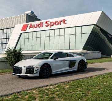 Audi R8 V10 Plus Competition