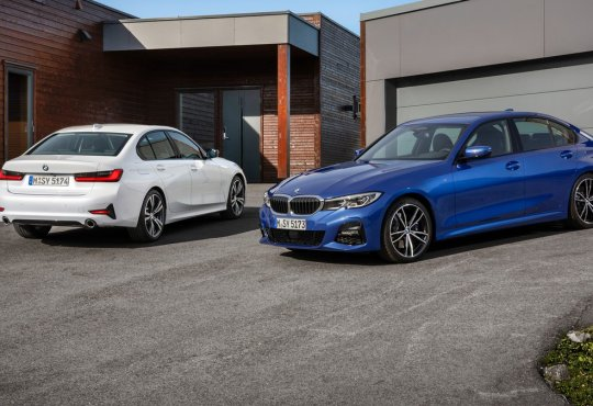Nova BMW Serija 3