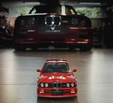 Vilner BMW M3 E30