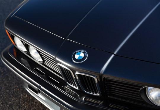 BMW Alpina B7 Turbo Coupe