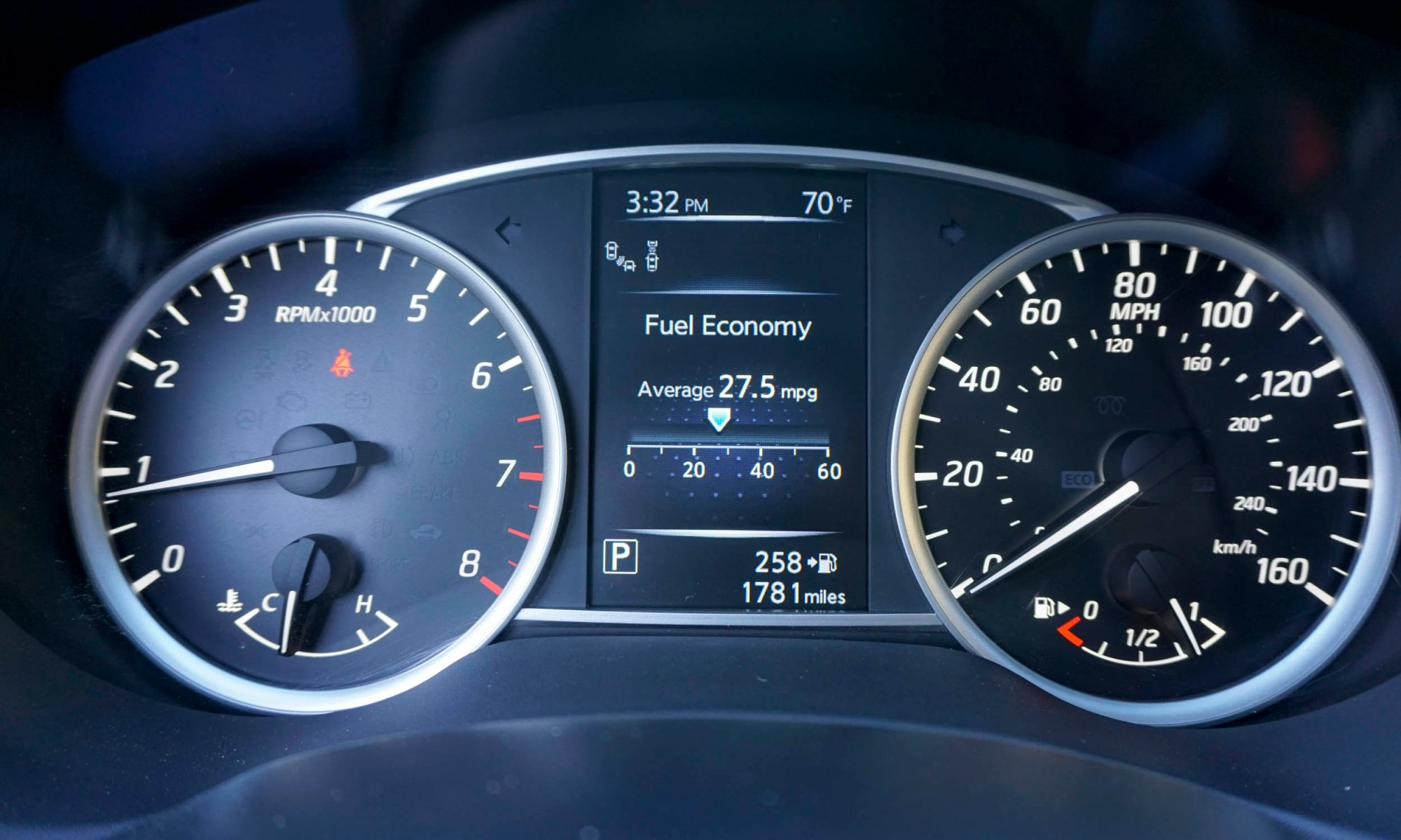 hight resolution of perry stern automotive content experience gauge cluster