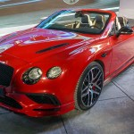 2017 Detroit Auto Show Bentley Continental Supersports Autonxt