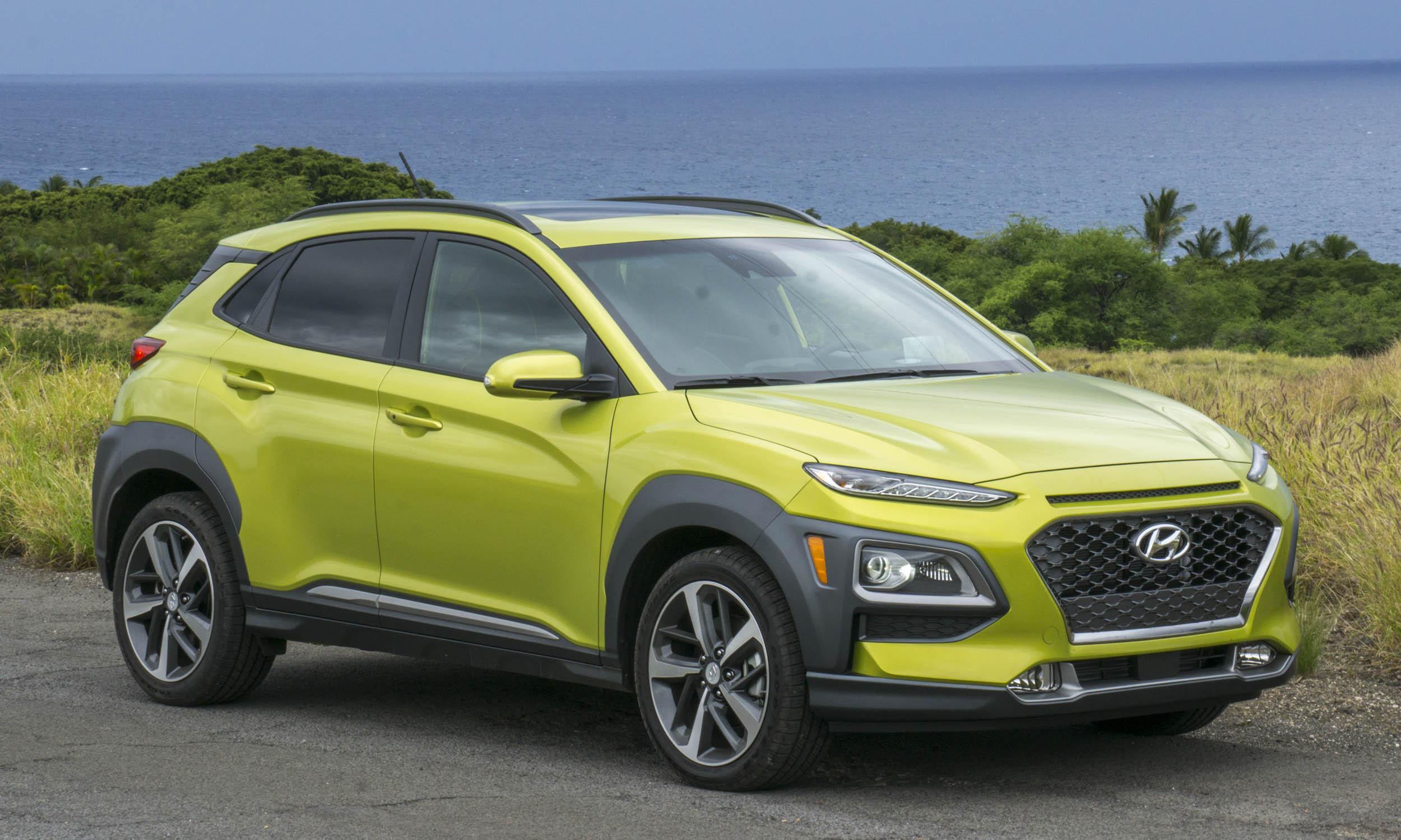2018 Hyundai Kona First Drive Review  » Autonxt