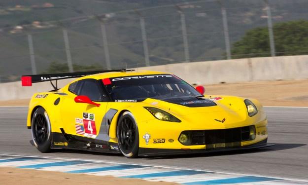 © Richard Prince/Corvette Racing