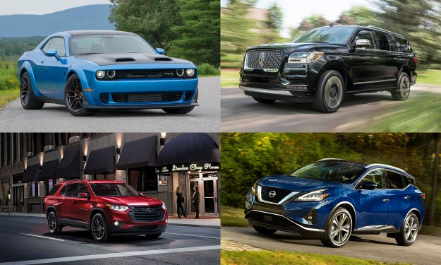 © Automotive Content Experience, © General Motors, © Ford Motor Company, © Nissan North America